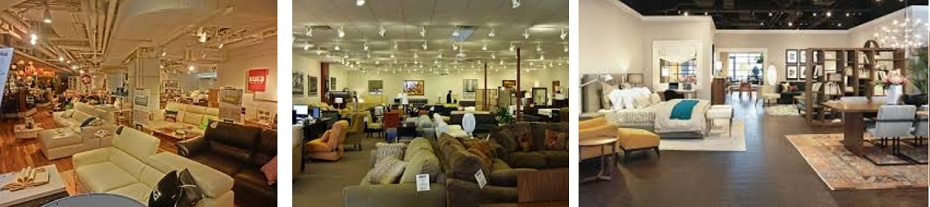 UK List Furniture Shops